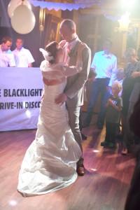 Bruiloft met The Blacklights